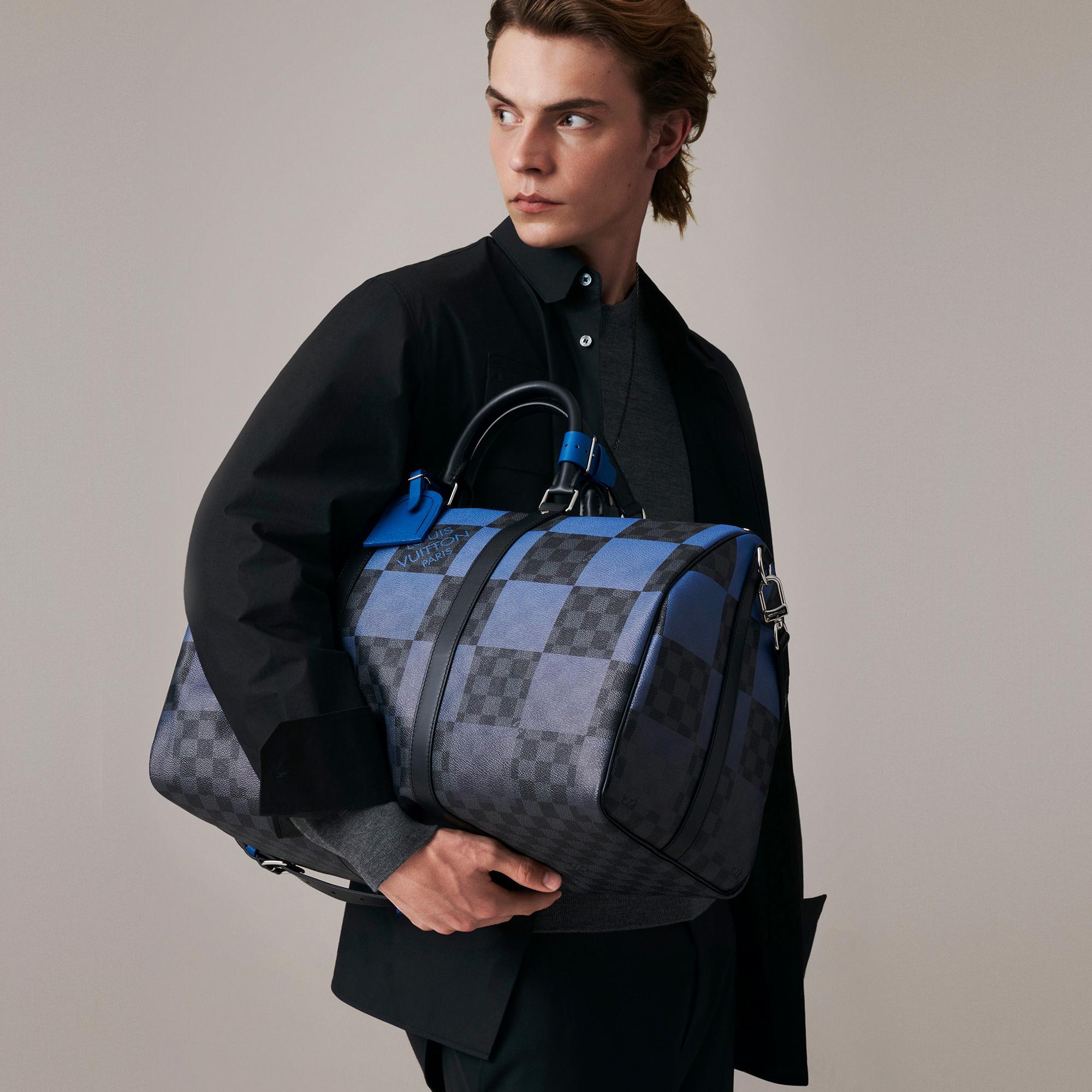 กระเป๋าเดินทางรุ่น KEEPALL BANDOULIÈRE 50